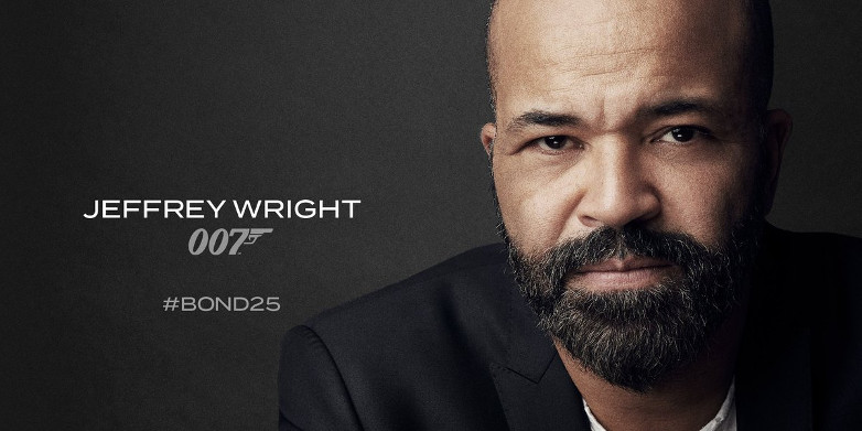 Jeffrey Wright as Felix Leiter in Bond 25