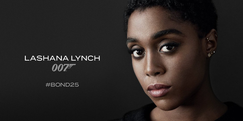 Lashana Lynch as Paloma in Bond 25