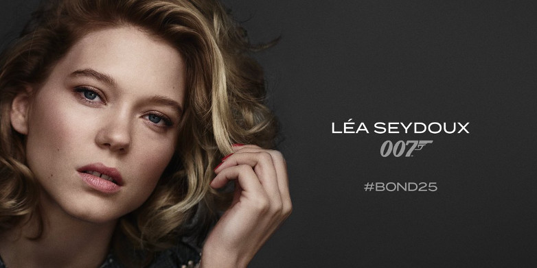 Lea Seydoux as Madeline Swann in Bond 25