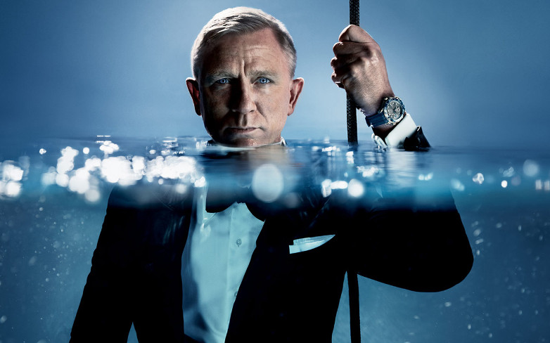 Omega Seamaster Daniel Craig James Bond