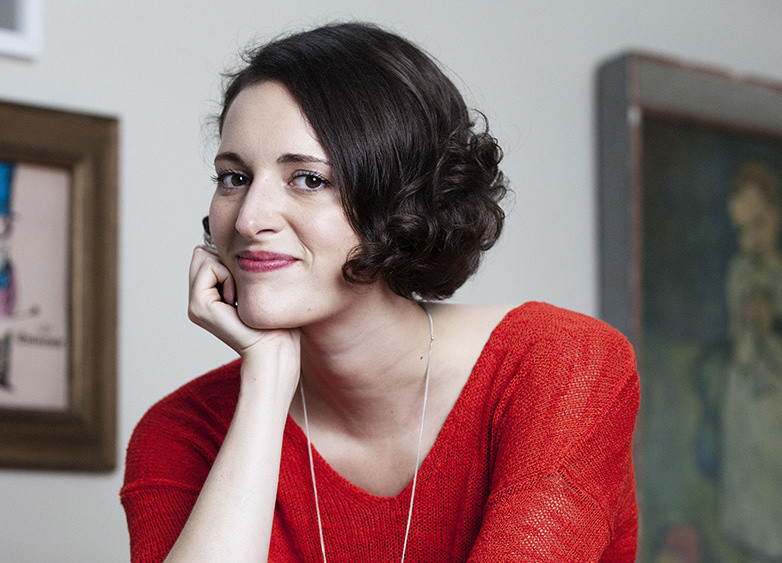 Phoebe Waller Bridge Bond 25 screenwriter