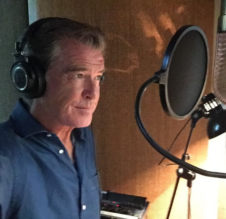 Pierce Brosnan Mamma Mia Here We Go Again