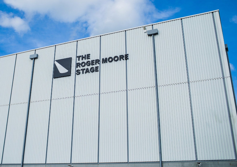 Roger Moore Stage Pinewood Studios