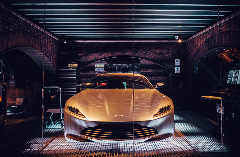 Secret Cinema presents Casino Royale Aston Martin