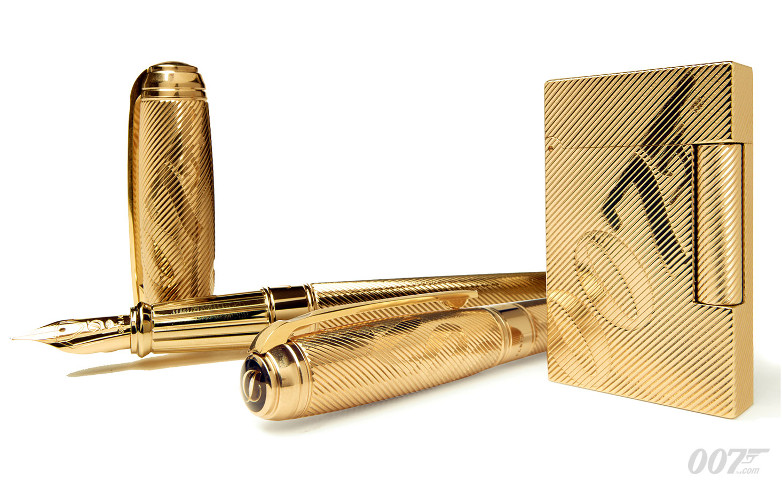 ST Dupont 007 Limited Edition Collection