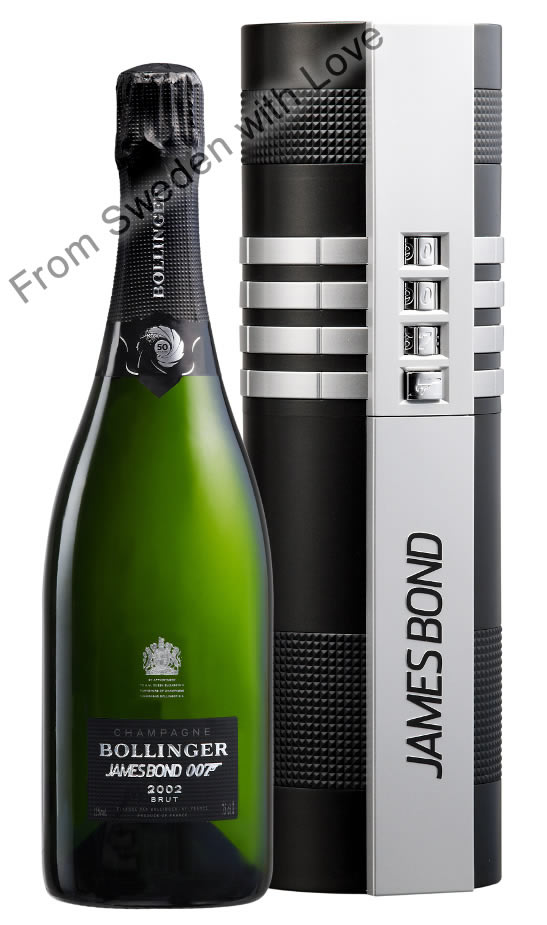 Bollinger James Bond 002 for 007