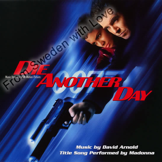 Die Another Day soundtrack 2002
