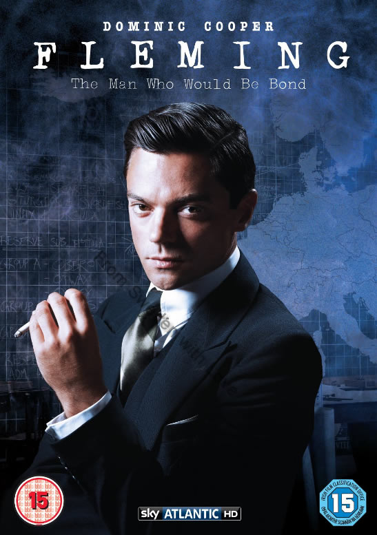 Fleming The Man Who Would Be Bond DVD