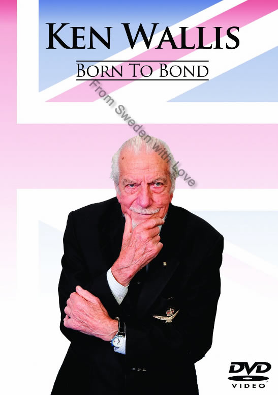 Ken Wallis Born to Bond DVD