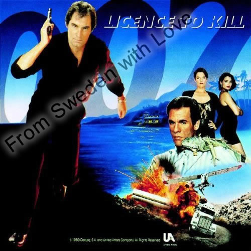 Licence To Kill soundtrack 2002