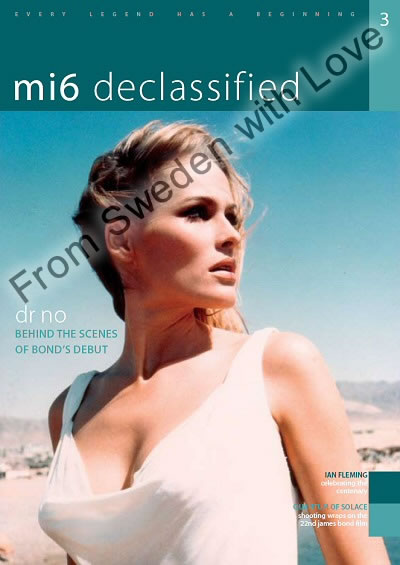 MI6 Declassified Issue3