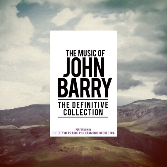 Music of John Barry Definitive Collection 2014
