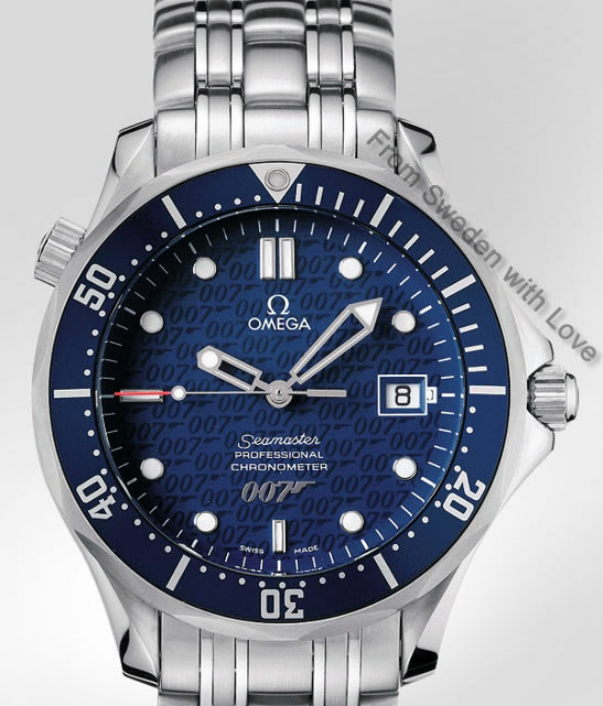 Omega Seamaster 300 M Chronometer James Bond
