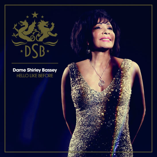 Shirley Bassey new album Hello Like Before