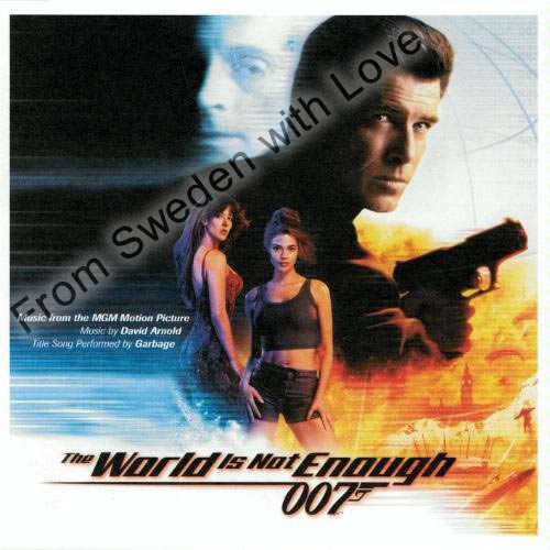 The World Is Not Enough soundtrack 1999