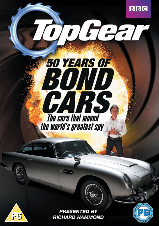Top Gear 50 Years of Bond Cars