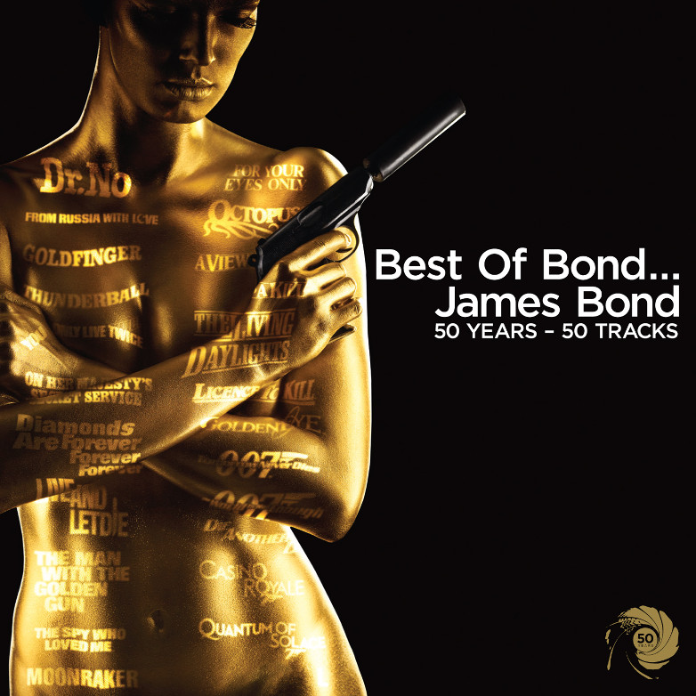Best of Bond 50th anniversary Dubbel CD