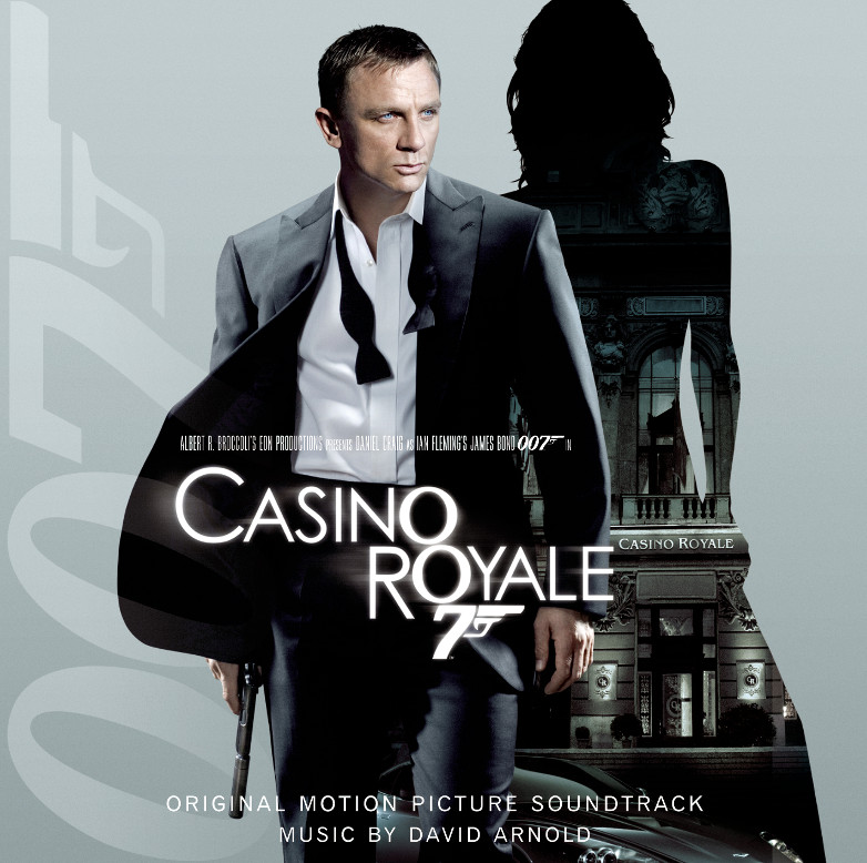 Casino Royale 2006 film soundtrack