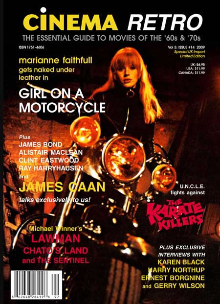 Cinema Retro magazine 14