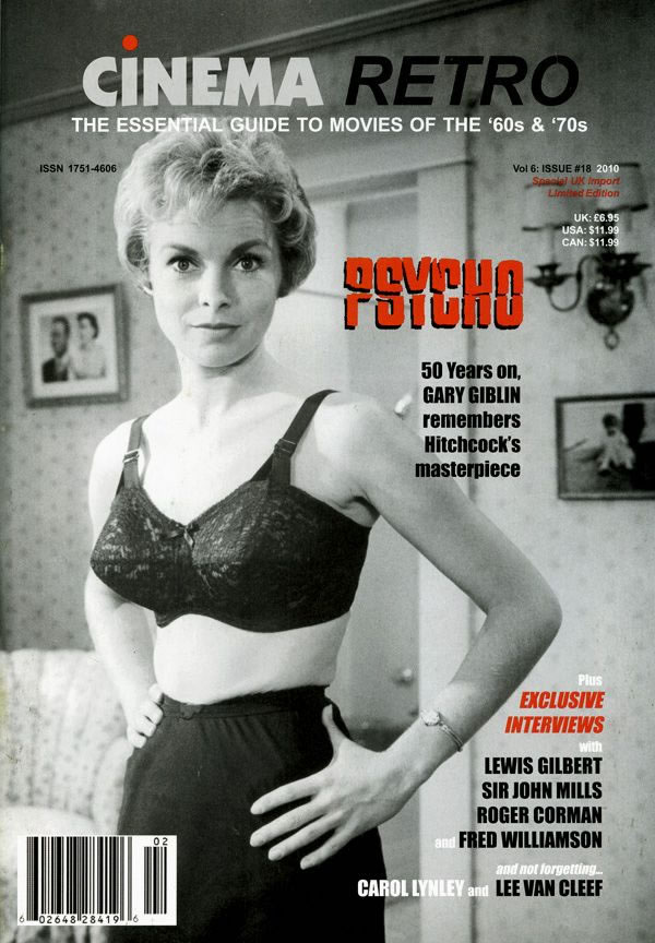 Cinema Retro magazine 18