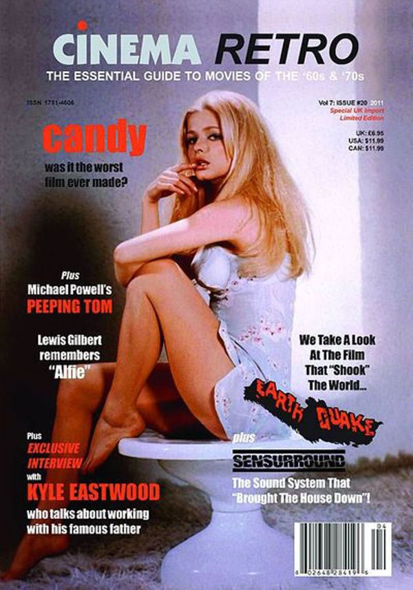 Cinema Retro magazine 20