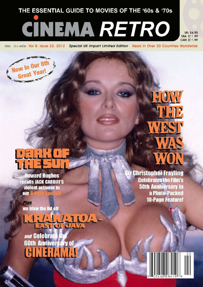 Cinema Retro magazine 22