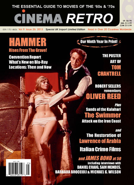 Cinema Retro magazine 25