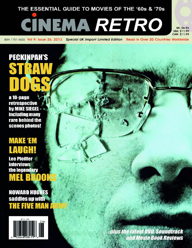 Cinema Retro magazine 26