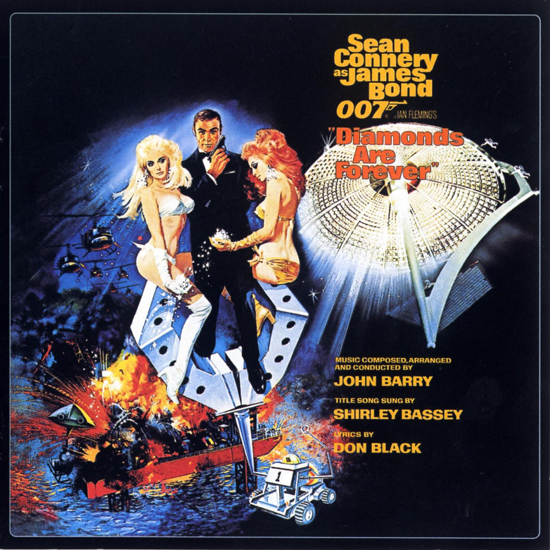 Diamonds Are Forever soundtrack 2003