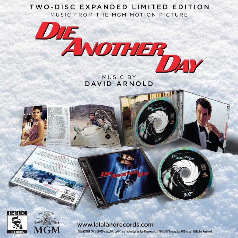 Die Another Day Two Disc Limited Edition