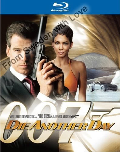 Die another day blu ray
