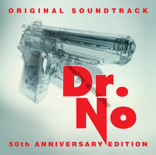 Dr no 50th anniversary edition soundtrack