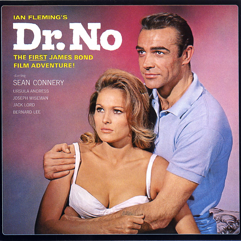 Dr No soundtrack 2003