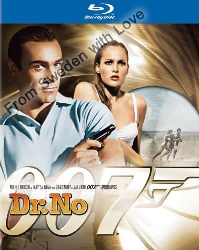 Dr no blu ray
