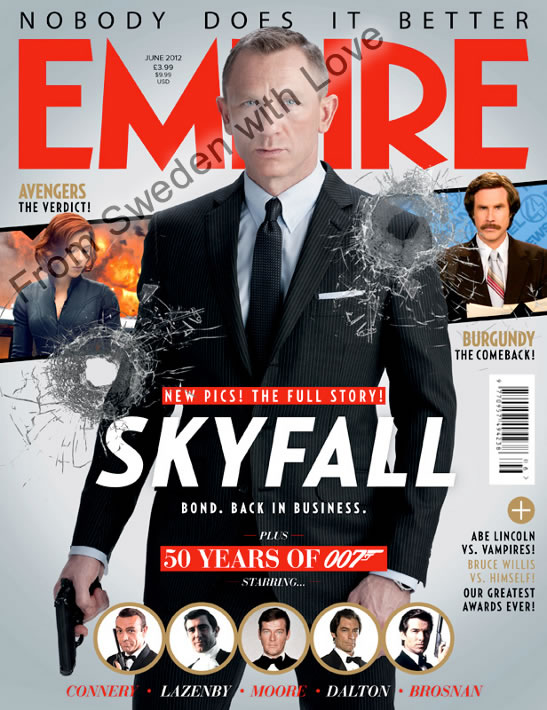 Empire skyfall june 2012