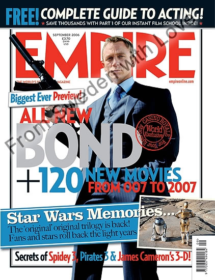 Empire september 2006