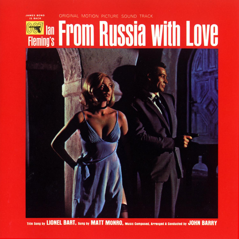 From Russia With Love soundtrack 2003