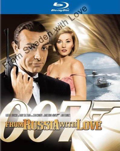 From russia with love blu ray