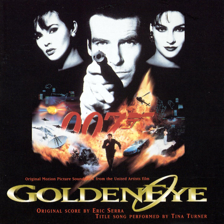 Goldeneye soundtrack 2003