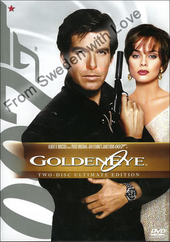 GoldenEye DVD 2008