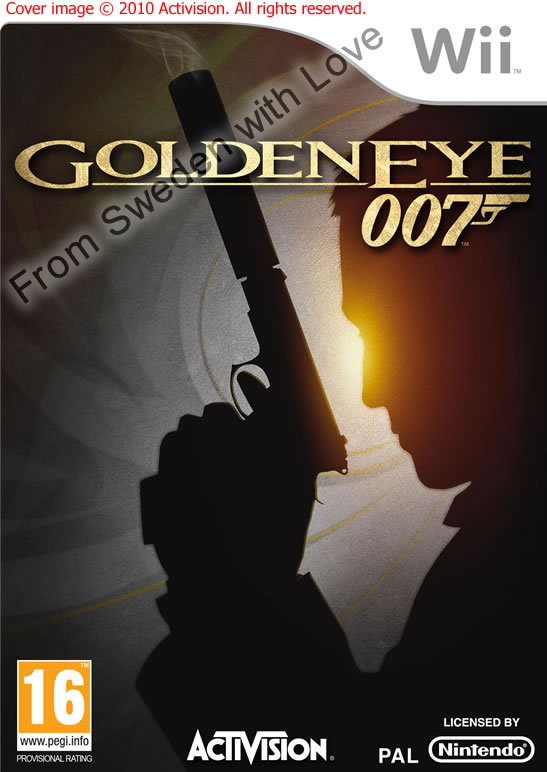 GoldenEye video game