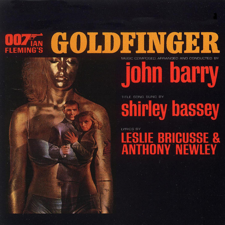 Goldfinger soundtrack 2003