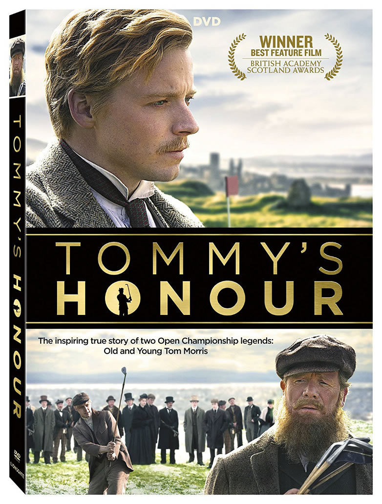 Tommys Honour DVD Jason Connery