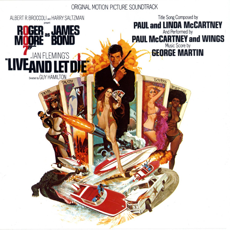 Live And Let Die soundtrack 2003