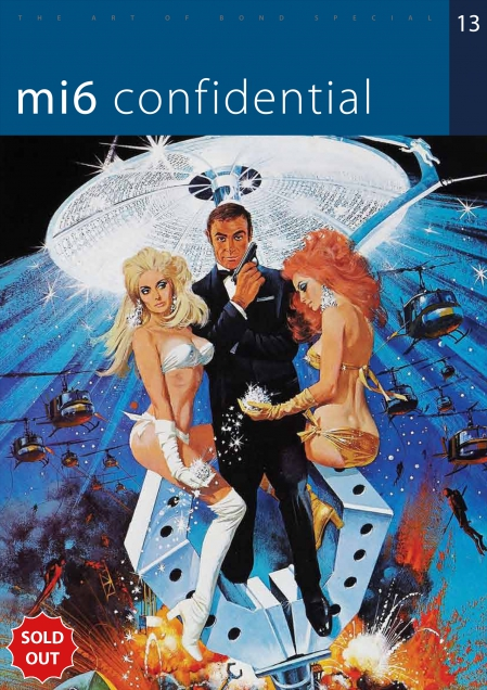 Mi6 confidential issue 13