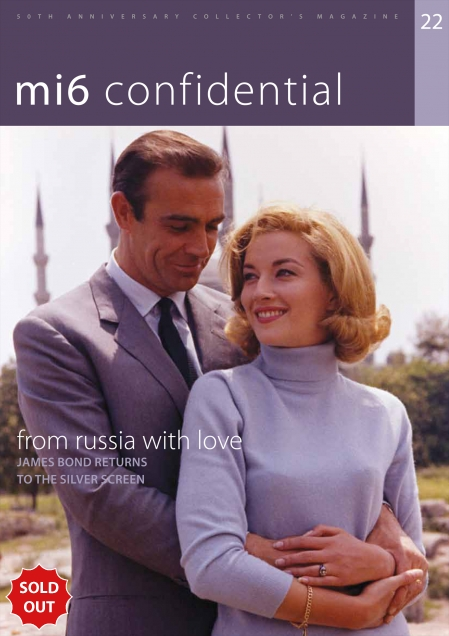 Mi6 confidential issue 22