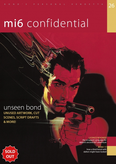 Mi6 confidential issue 26