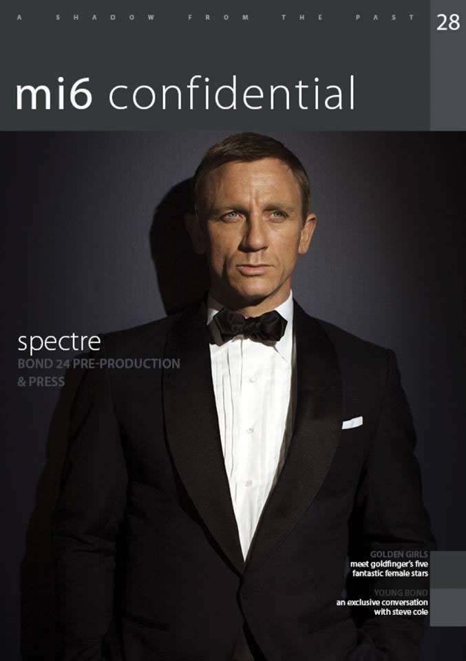 Mi6 confidential issue 28