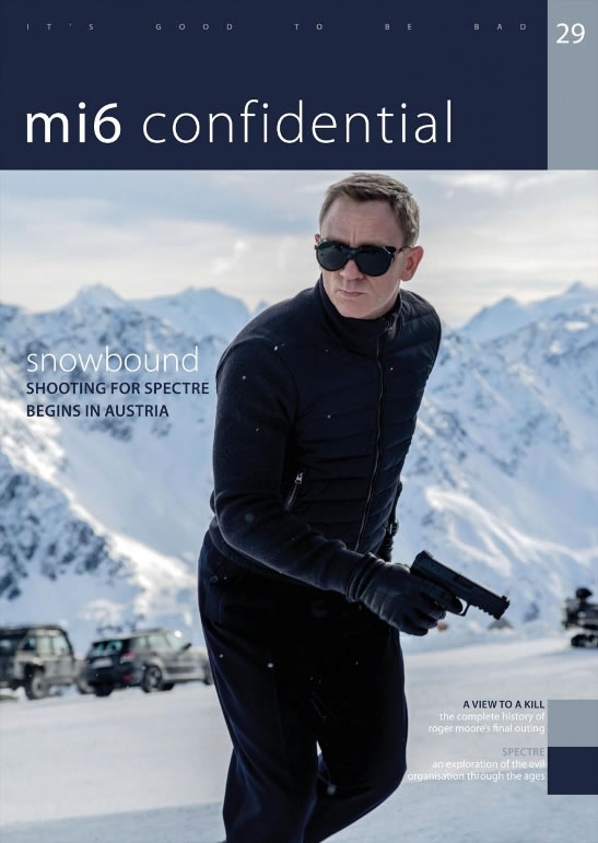 Mi6 confidential issue 29