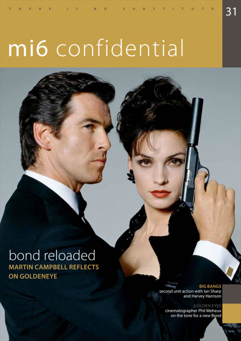 Mi6 confidential issue 31